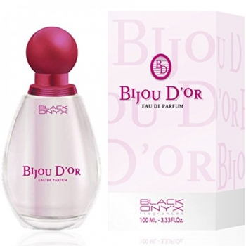 Bijou D'or Pink for Woman 100 ml Eau de Parfum Spray