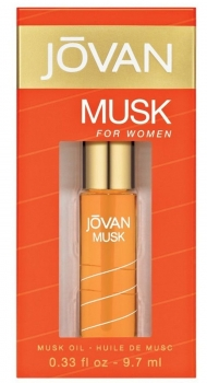 Jovan Musk Perfume Oil 9,7 ml
